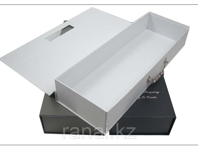 Подарочные коробки для цветов алматы - фото 3