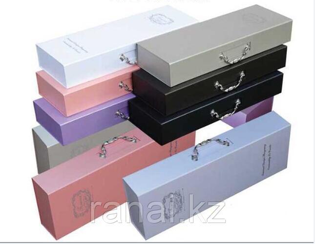 Подарочные коробки для цветов алматы - фото 2