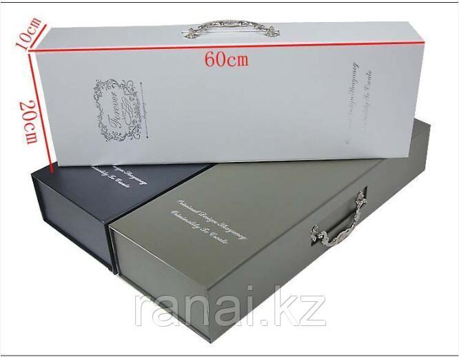 Подарочные коробки для цветов алматы - фото 5
