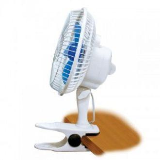 Вентилятор настольный на прищепке