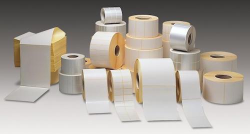 Термоэтикетка (весовая лента) 58*40, 58*30, 58*60, 30*20, 43*25 для весов, принтеров этикеток