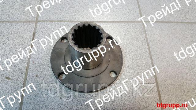 Фланец 225.6010.16.00.027 редуктора привода насосов РПН (16 шлиц.) устанавливается на Редуктор привода насосов