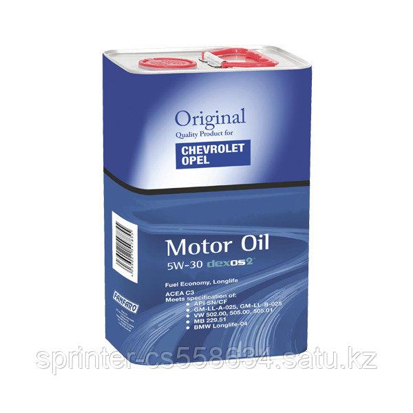 Моторное масло FANFARO for CHEVROLET OPEL 5W30 5 литров