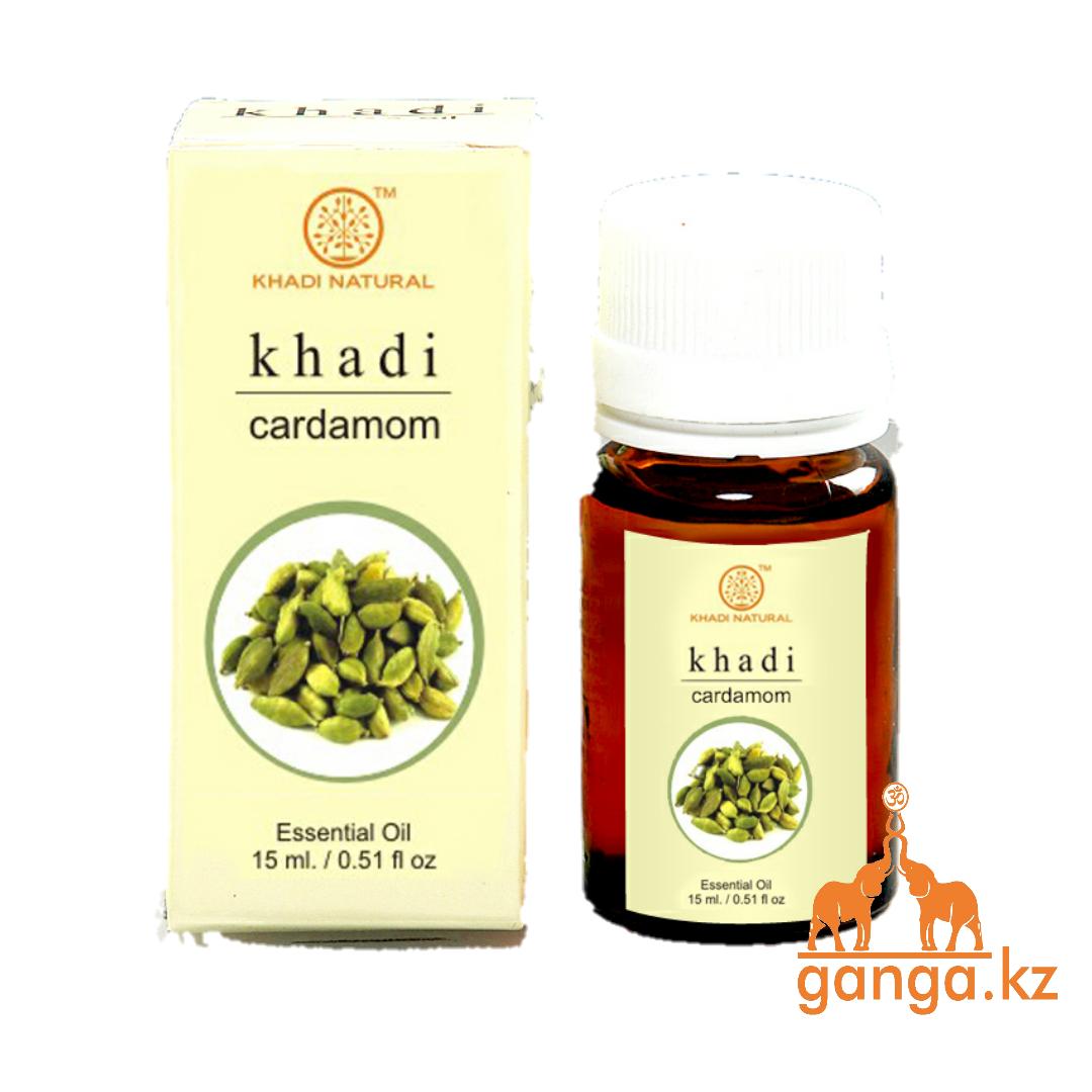 Натуральное эфирное масло Кардамона (Essential Oil Cardamom KHADI), 15 мл