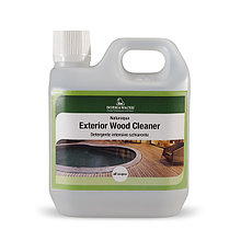 Очиститель для древесины Exterior Wood Cleaner, 1л
