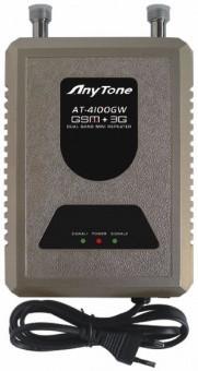 Усилитель сотовой связи GSM900/3G AnyTone AT-4100GW