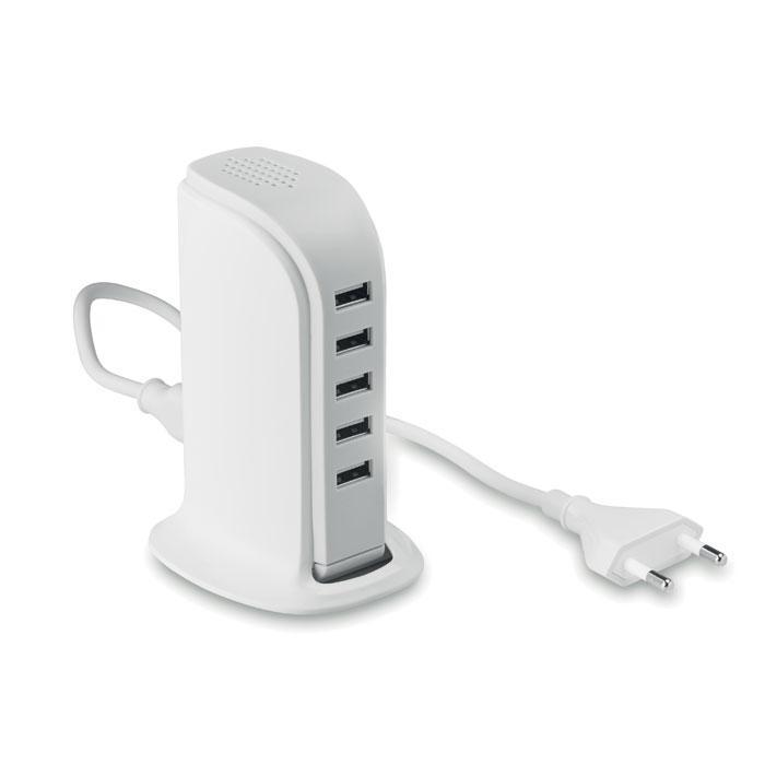 USB разветвитель на 5 портов, BUILDY