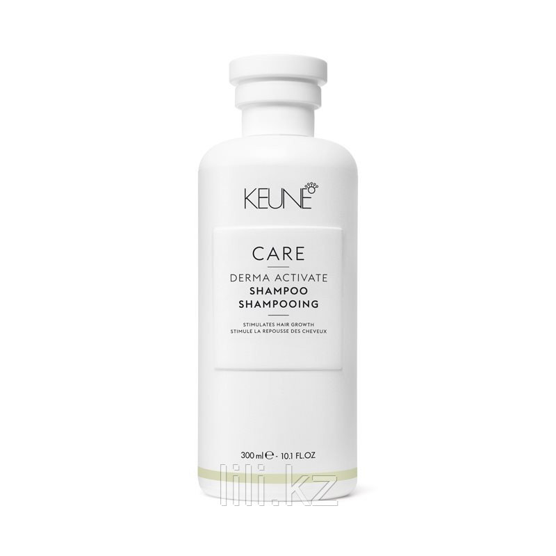 """Шампунь """"Против выпадения волос""""  –  Keune Care Shampoo  «Derma  Activate» 300 мл."""