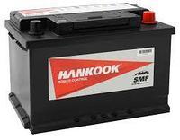 Аккумуляторы HANKOOK 56220 62AH
