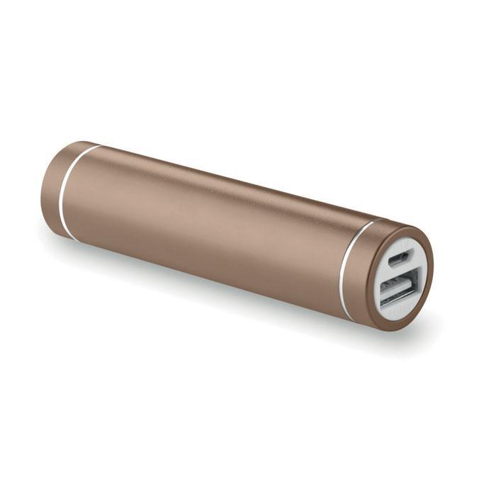 Металлический аккумулятор 2200 мАч