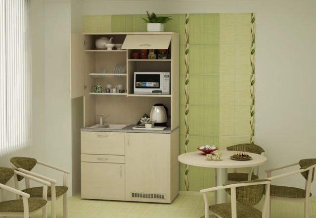Мини-кухня офисная
