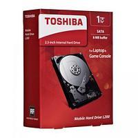Жесткий диск для ноутбука 2,5'' 1 Тб (Toshiba L200)
