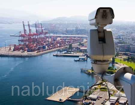 Монтаж, проектирование, обслуживание систем безопасности и видеонаблюдения