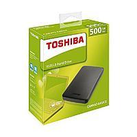 Внешний жесткий диск 2,5'' USB 3.0 500 Гб (Toshiba)
