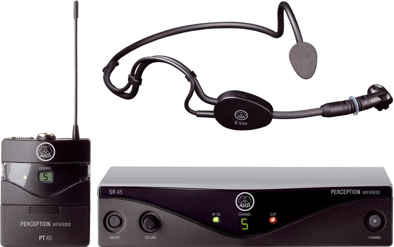 Радиомикрофон AKG PERCEPTION WIRELESS 45 SPORTS SET