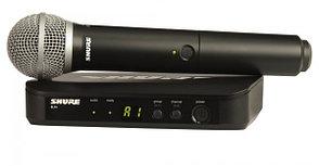 Радиомикрофон SHURE BLX24E/PG58 K3E 606-638 MHz