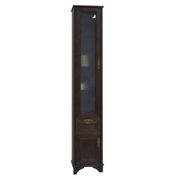 Шкаф-колонна Акватон Идель дуб шоколадный, левый, правый (1A198003IDM8L, 1A198003IDM8R)