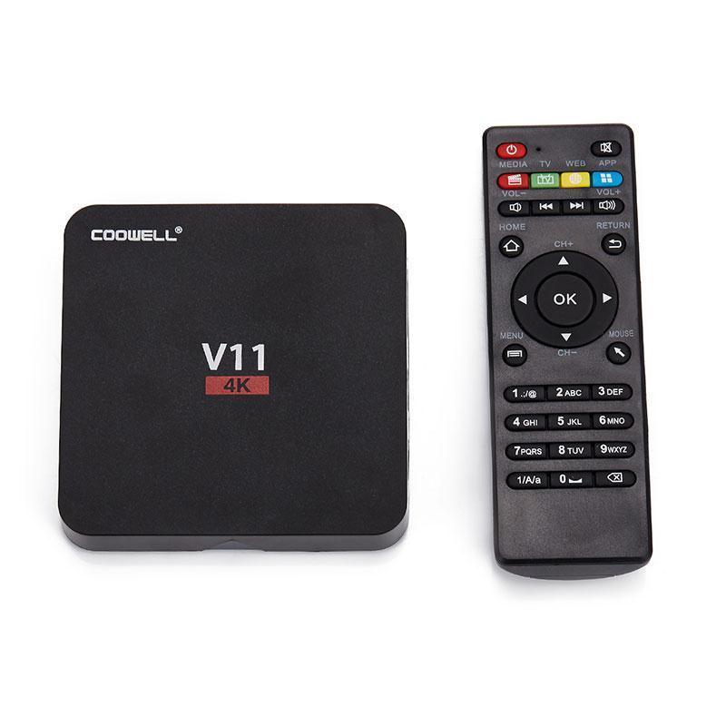 SMART TV Android V11 ,смарт ТВ приставка 2GB/8Gb медиаплеер