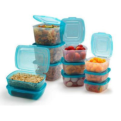 Мистер Лид- контейнеры для еды 11 штук, фото 2