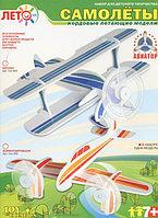 Летающая модель из картона Самолет-разведчик Lori