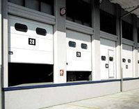 Автоматика для секционных промышленных ворот 25 кв.м. CBX до 25 кв.м. CAME (Италия)