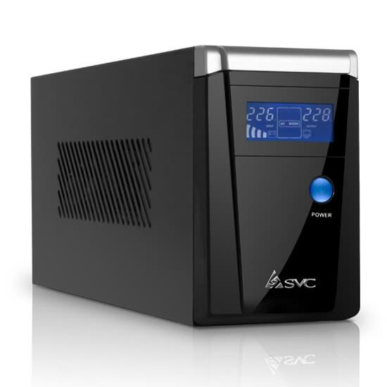 UPS (ИПБ) SVC V-650-F LCD