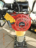 Вибротрамбовка бензиновая, фото 3