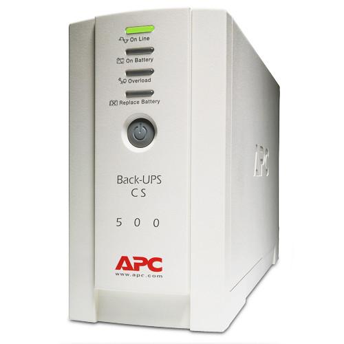UPS (ИПБ) APC BACK CS 500VA EI