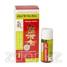 Зелёное масло Дан 'Ю Па-Вли (при ОРВИ)