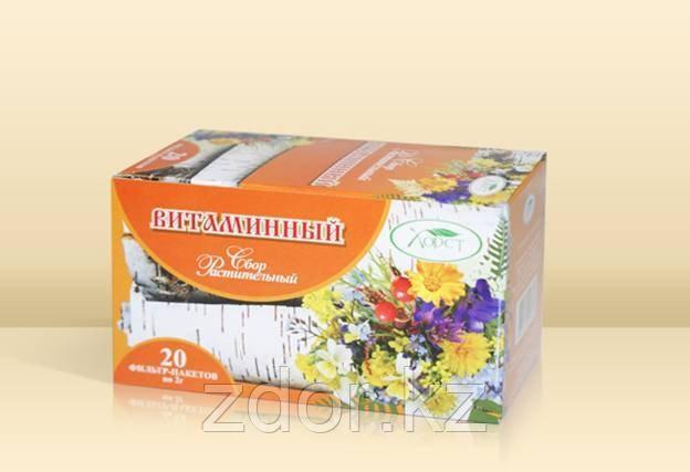 Чай Витаминный (общеукрепляющий)