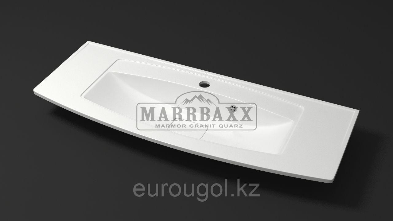 Мебельная раковина из гранита Marrbaxx Кристин 120