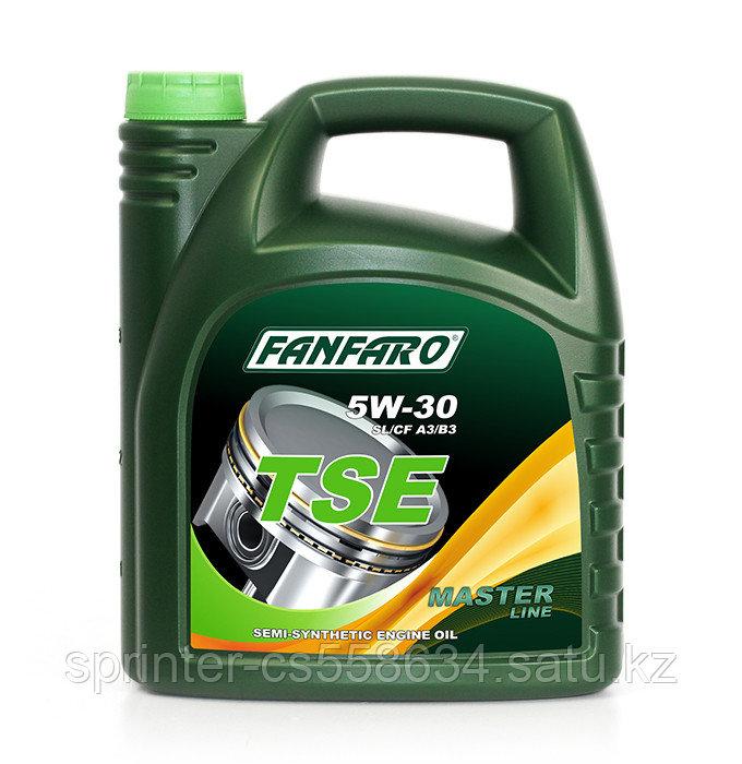 Моторное масло FANFARO TSE 5W30 4 литра