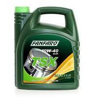 Моторное масло FANFARO TSX 10W40 5 литров