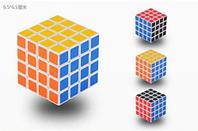 Кубик Рубика Fantasy 4x4