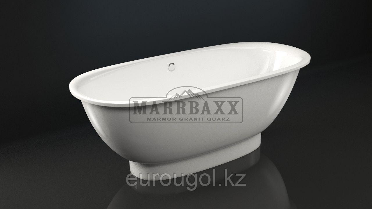 Мраморная ванна Marrbaxx Керрая