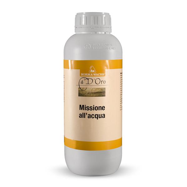 Водная эмульсия для наклеивания золотого листа Water Based Goldsize 500 ml