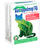 «Биокорректор РД» для кошек