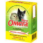 «Омега Neo» для котят с таурином и L-карнитином 60таб