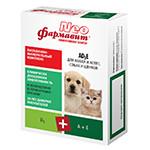 «Фармавит Neo» АD3E для кошек и котят, собак и щенков  90таб