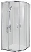 Душевое ограждение Bravat LINE 900х900х2000 (BS090.1201A)