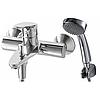 Смеситель BRAVAT DROP  для ванны с коротким изливом F64898C
