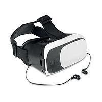 Виртуальные очки с наушниками