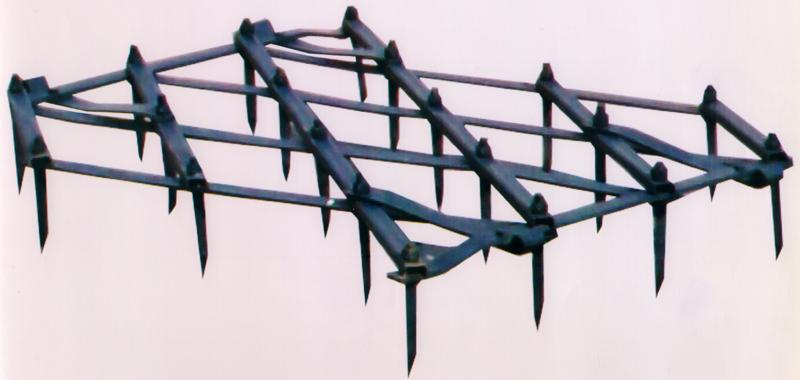 Борона зубовая БЗТ-02 Собранная