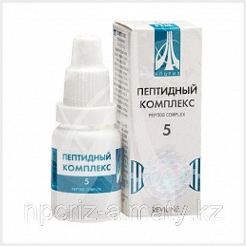 Пептидный комплекс (ПК) - 5 для костной ткани