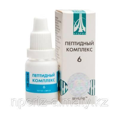 Пептидный комплекс (ПК) - 6 для щитовидной железы