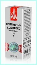 Пептидный комплекс (ПК) - 7 для поджелудочной железы
