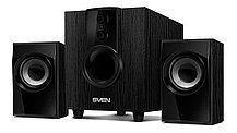 SVEN SV-014810 Акустическая система Speakers MS-107, black (10W)