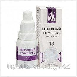 Пептидный комплекс (ПК) - 13 для кожи