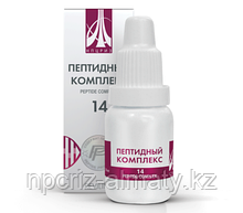 Пептидный комплекс (ПК) - 14 для сосудов