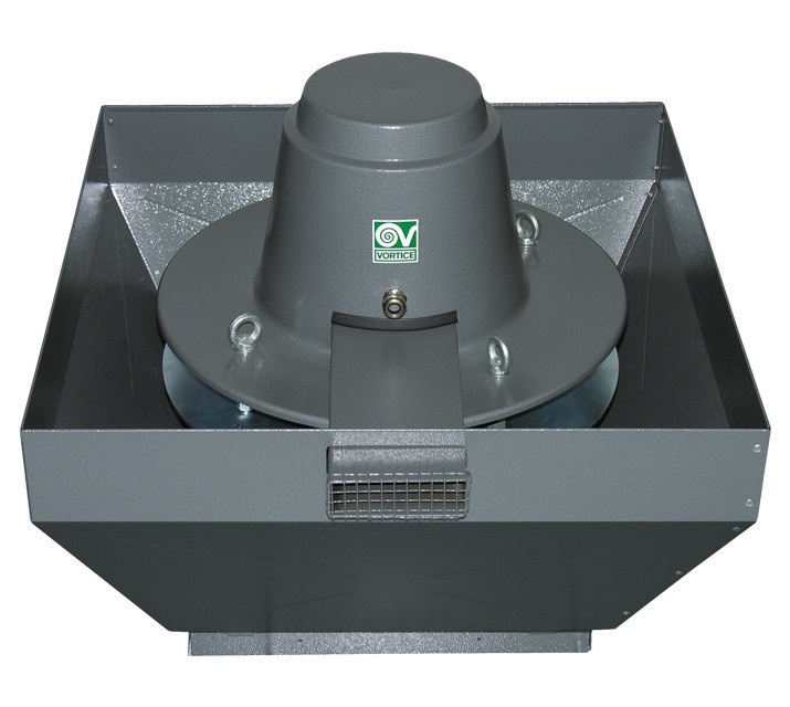 Крышный центробежный вентилятор TRM 20 ED-V 4P